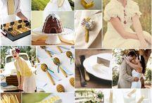 honey love / honey wedding and party decor ideas