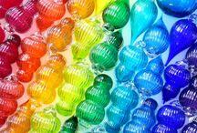Rainbow color  / Pour tout ceux qui voit la vie en bleu, rose,vert,jaune,rouge, violet ...