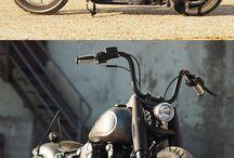 Motocykly a Auta