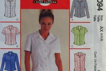 8 Great Looks One Easy Sewing Pattern / Our Collection of 8 Great Looks One Easy Sewing Pattern by McCall's.
