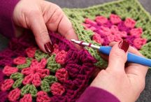 Join-As-You-Go: Seamless Crochet Techniques / Projects from Craftsy Class Join-As-You-Go: Seamless Crochet Techniques. This affiliate link gives you 50% off the class price: www.craftsy.com/ext/EdieEckman_10290_H  / by Edie Eckman