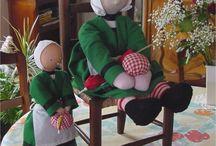 poupées de chiffons