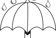semaine 9: il pleut il mouille