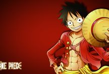 One Piece- Luffy- Pic 1