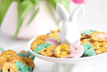 Easter decor and kid fun / Easter DIYS, activities, and decor