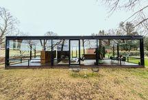 Glas hus