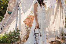 Raw Bochemian Bride