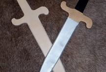 Children's Wooden Daggers