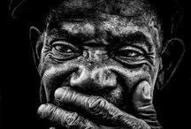 Black & White Portraits / Wonderful portraits