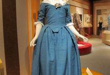 18th Century Round Gowns
