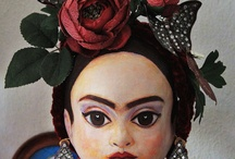 FRIDA / by Tearee Caswell