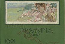 NOVISSIMA LIBERTY STYLE / The most important  album of Italian liberty