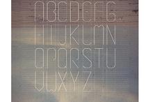 Typography / by Hector Mora Gonzalez