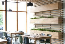 Cafe and Dining Spaces