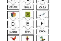 Jogos com Alfabeto