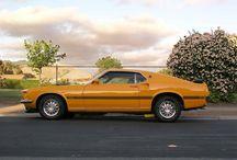My car / 1969 Mustang Mach 1