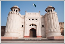 Forts, Castles and Palaces of heritage areas  / http://socioeconomicpakistan.blogspot.com/ / by Shabbir Bhutta