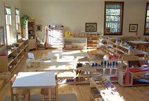 Školky Montessori