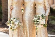 Ideas: Bridesmaids Gown