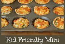 Kid Friendly Foods
