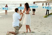 """Proposal Ideas / Asking """"Will you marry me"""" creatively"""