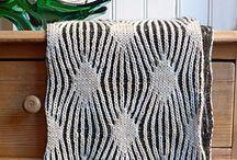 Nancy brioche knits