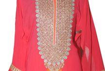 Semi stitched Designer Suits