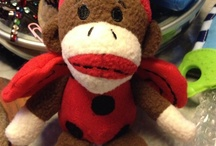 Sock Monkeys / My other sock monkeys