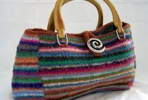 felted purses / by ~Cindy Kreider~