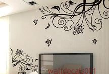 Decals wall