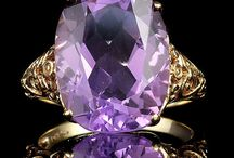 Deep Purple Amethyst / by The Castle Jewelry Discounters of Diamonds and Fine Jewelry
