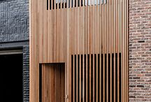 Timber Wall Claddings