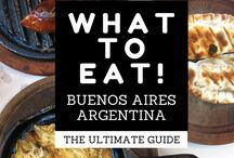 Argentina Travel / Buenos Aires