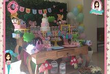 Festa Jardim Encantado / Festas Criativas e Personalizadas você encontra aqui. Procurando fofuras para a sua festa? Na nossa loja tem! http://danifestas.com.br/