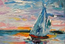 Sail Away / by Lindsey Rigaud