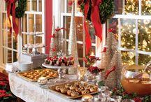 Dessert table (christmas)