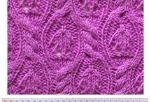 Modele de tricotat cu schema