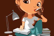 girls who work hard
