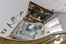 Pavla Kirschner living room / living room Osek Czech Republik