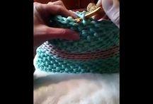 Bags Crochet Video