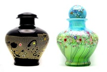 Cremation Urns by Legacy / Cremation Urns by Legacy's collection of artistic cremation urns and keepsakes can be found at http://www.cremation-urns-legacy.com