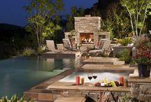 Outdoor living spaces  / by Susan Willard