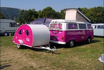 Vw campers and beetles / Campervans and beetles are just so cool!  / by Saz