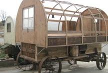 gypsies wagon design