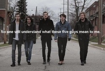(/\/\) The Maine / My favorite band in the entire world.