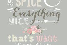 Sugar & Spice ♡