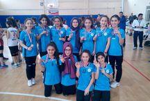 2014-2015 Başakşehir Okullar Arası Voleybol Müsabakaları