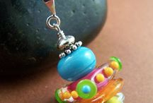 Lampwork beads and jewellery