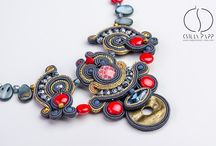 Soutache necklace 1