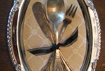silverware / by Vicki Willis-Scribner